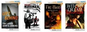 Kindle Books for FREE