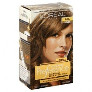 free hair color