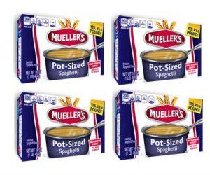 Mueller's Pasta for .47 at Publix