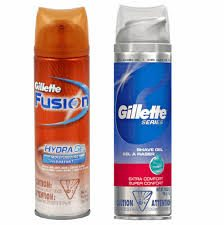 gilletteshavecream